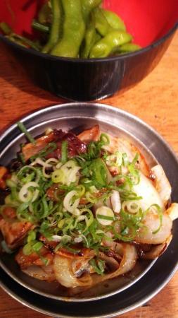 Niku Kobo Senriya Variety meat ( Horumonyaki) Bar