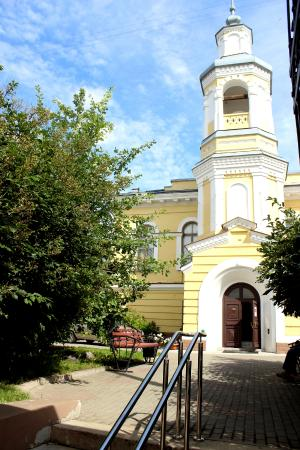 Organ Hall of Tomsk Regional State Philharmonic Society