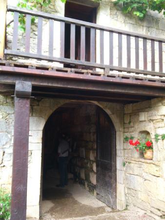 Payrac, Francia: entrée du moulin