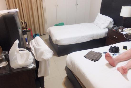 La Maison Hotel Petra: Bedroom
