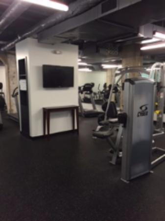 Vast Fitness Center Machines For All Picture Of Club Quarters