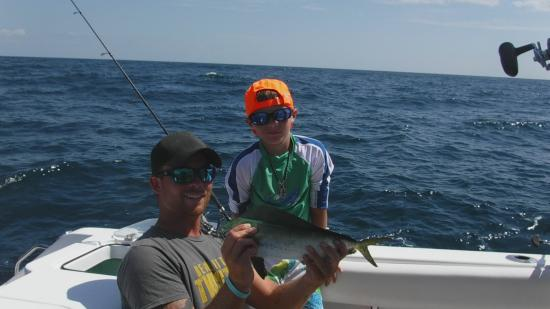 Awesome time w capt preston and drew picture of gulf for Gulf angler fishing charters