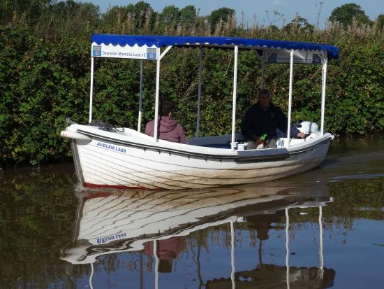 Audlem Lass Boat Service