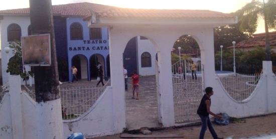 Santa Catarina Theater