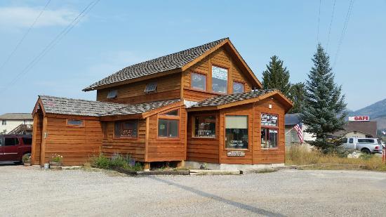 Άλπαϊν, Ουαϊόμινγκ: Alpine Coffee Cabin