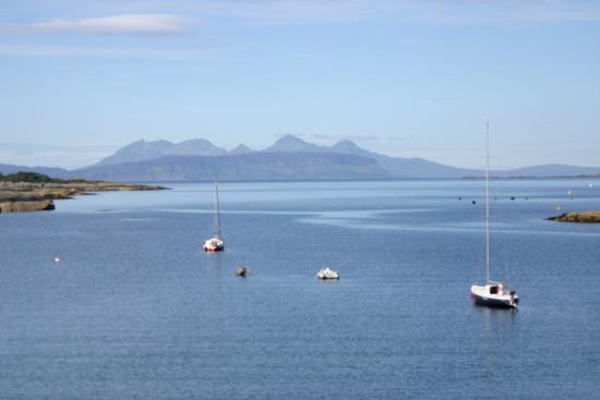 Glenuig, UK: Sound of Arisaig