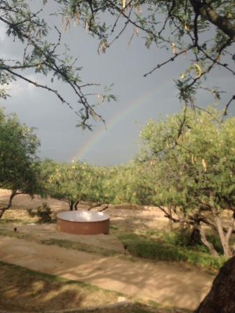 Historic C.O.D. Ranch: Somewhere Over the Rainbow