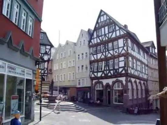Acama Kreuzberg Hotel+Hostel: Окрестные домики