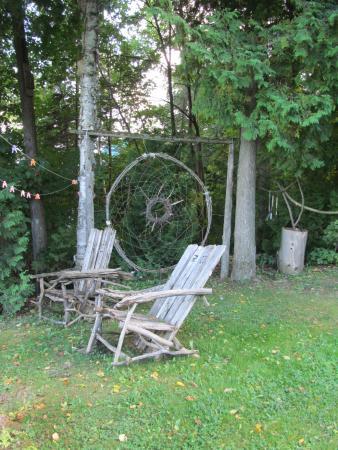 Green Bay Lodge : Garden