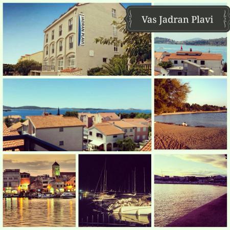 Hotel Jadran Plavi: Card