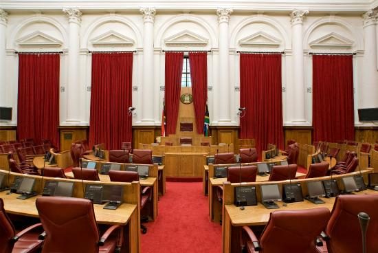 How Many Rooms Does Parliament House Have