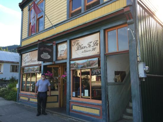 Silverton, Canada: Cup and Saucer
