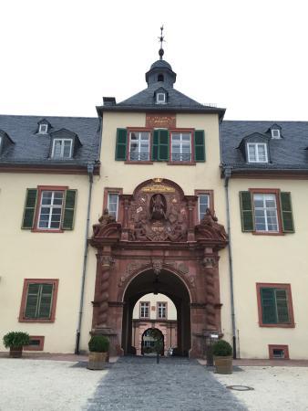 Schloss und Schlosspark