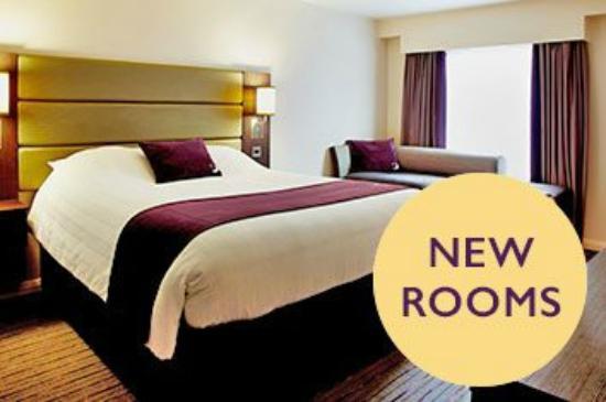 Premier Inn Glasgow (Bellshill) Hotel: Glasgow Bellshill Premier Inn Room