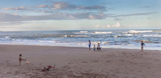 Pousada Lagoa do Cassange: praia