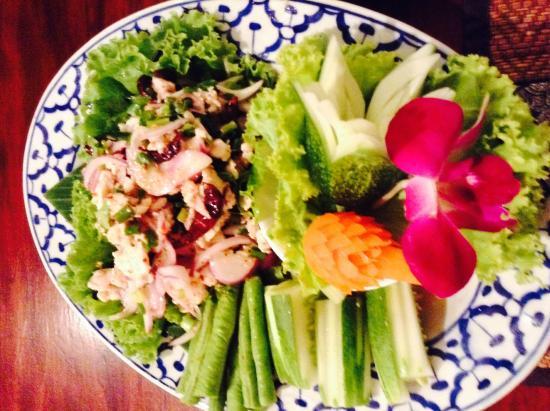 restaurant review reviews ruan songnaree bangkok