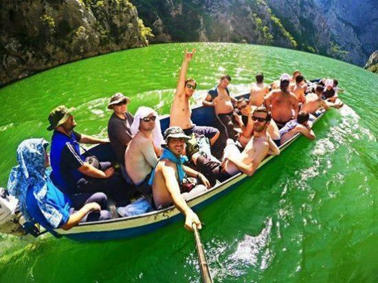 Koman, Albania: Boat Tour BERISHA