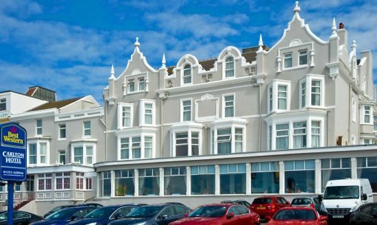 Photo of BEST WESTERN Carlton Hotel Blackpool