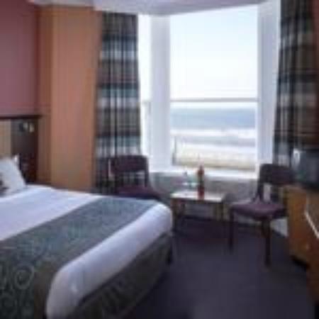 Double Sea View Room Picture Of Best Western Carlton Hotel Blackpool Tripadvisor