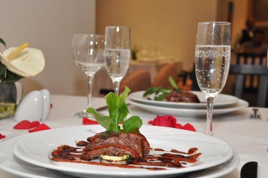 Noche para dos cena romantica para compartir picture of for Cenas romanticas en casa para dos