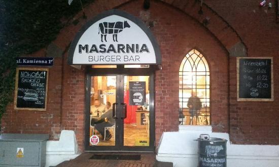 Masarnia Burger Bar