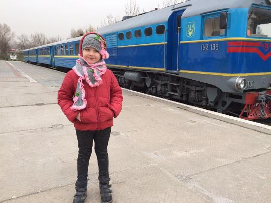 ‪Zaporizhzhya Children Railway‬