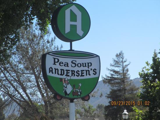 Pea Soup Andersen's Inn: photo0.jpg