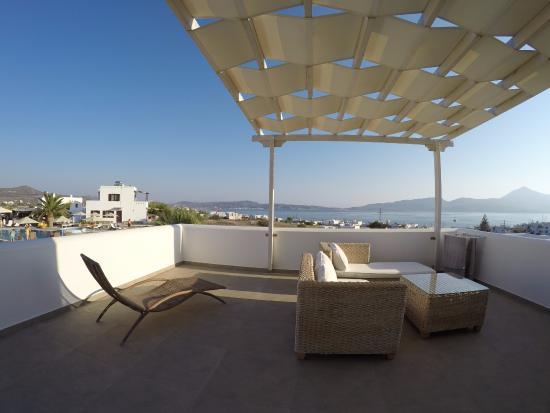 Santa Maria Village: Rhodolite Suite's Terrace