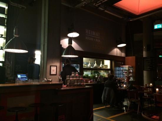 Sehr leckeres Essen und guter Service! - Bild von Heimat Küche + Bar ...
