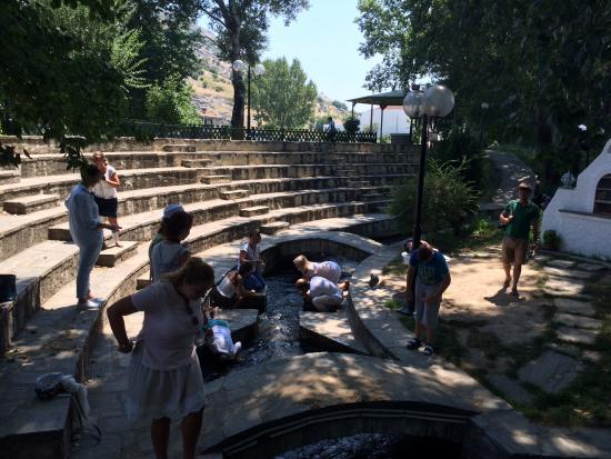 Krinides, Hellas: Место крещения святой Лидии апостолом Павлом