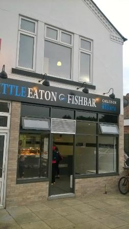 ‪Little Eaton Fishbar‬