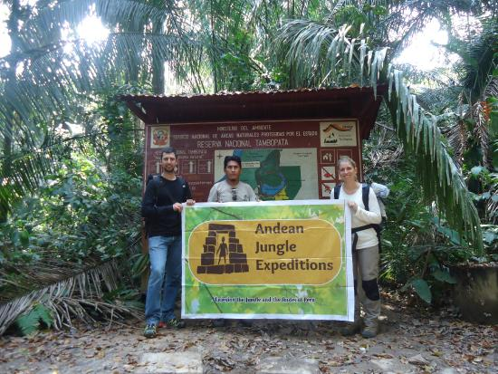 Andean Jungle Expeditions - Day Tour