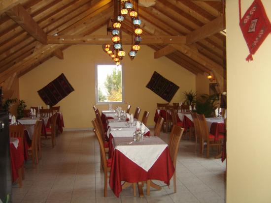 Restaurant Istanbul: Salle niveau 1