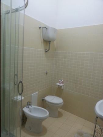 B&B Pompei Welcome: bathroom
