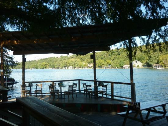 Ski Shores Waterfront Cafe Austin Tx
