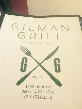 Gilman Grill