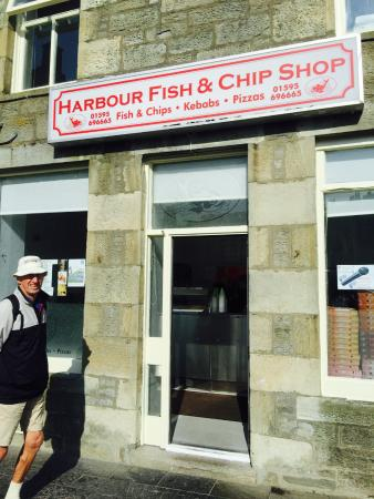 Harbour Fish and Chip Shop
