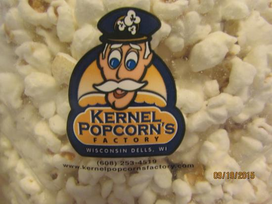 Kernel Popcorn's Factory