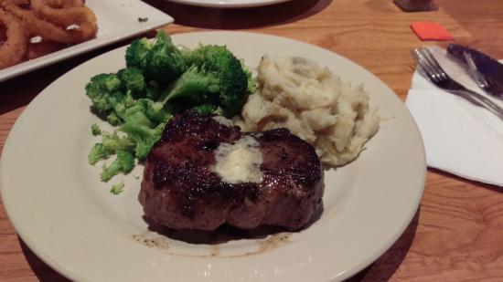 Sirloin Steak - Picture of Chili's Grill & Bar, Braintree ...