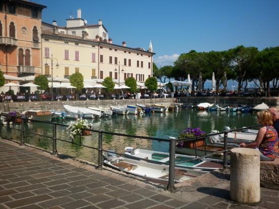 Villa Rosa Hotel: Porto Vecchio, Desenzano