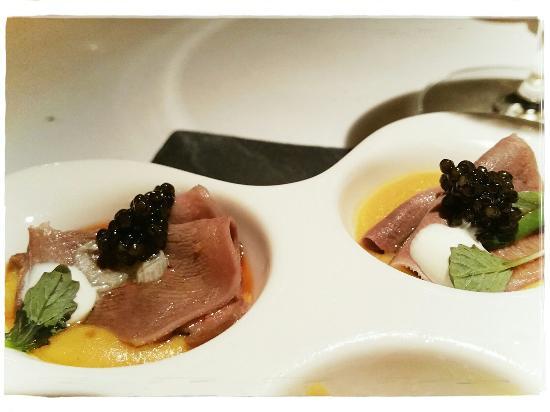 Restaurant Esszimmer: Esszimmer Impressionen Degustationsmenü