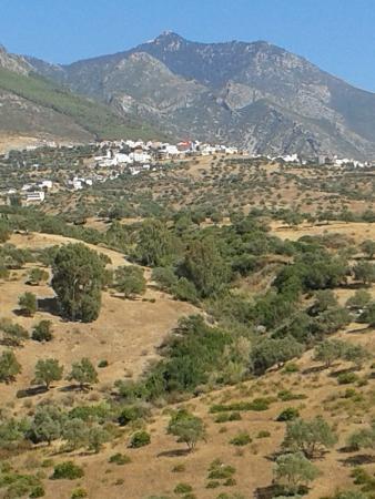 Fes-Boulemane Region, Marokko: panorama