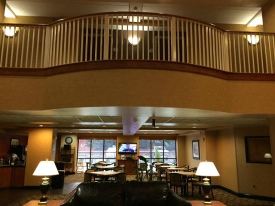 Balcony - Picture of Wingate by Wyndham Columbia / Ft ...