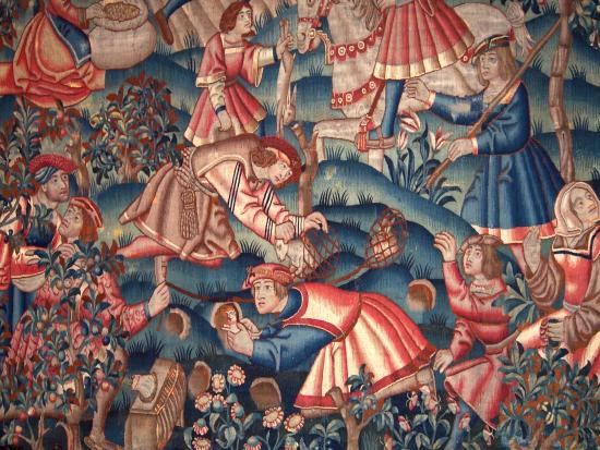 The Burrell Collection: Tapestry: The Rabbit Hunt