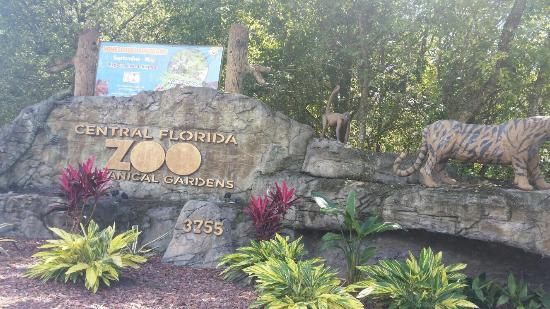 Maravillosa Experiencia Picture Of Central Florida Zoo Botanical Gardens Sanford Tripadvisor