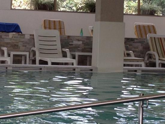 Hotel Abano Verdi Terme: piscina interna
