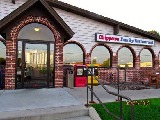 Chippewa family Restaurant : Facade