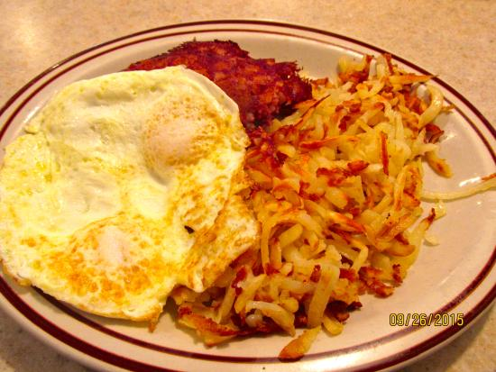 Chippewa family Restaurant: Breakfast