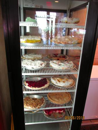 Chippewa family Restaurant: Desserts