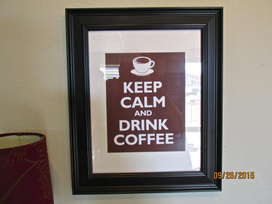 4:30 AM Coffee Shop : Sign